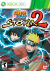 Naruto Shippuden: Ultimate Ninja Storm 2 for Xbox 360