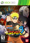 Naruto Shippuden: Ultimate Ninja Storm 3 for Xbox 360
