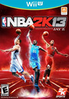 NBA 2K13 for Nintendo Wii U
