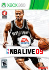 NBA Live 09 for Xbox 360