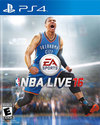 NBA Live 16 for PlayStation 4