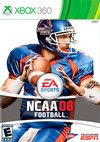 NCAA Football 08 for Xbox 360