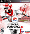 NCAA Football 11 for PlayStation 3