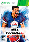 NCAA Football 11 for Xbox 360