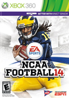 NCAA Football 14 for Xbox 360