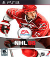 NHL 08 for PlayStation 3