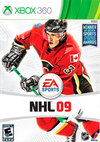 NHL 09 for Xbox 360