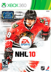 NHL 10 for Xbox 360