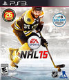 NHL 15 for PlayStation 3