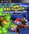 Orc Attack: Flatulent Rebellion for PlayStation 3