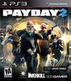 Payday 2 for PlayStation 3