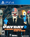 Payday 2: Crimewave Edition for PlayStation 4