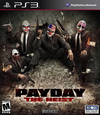 Payday: The Heist for PlayStation 3