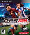 Pro Evolution Soccer 2009 for PlayStation 3