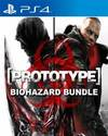 Prototype Biohazard Bundle for PlayStation 4