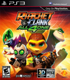 Ratchet & Clank: All 4 One for PlayStation 3