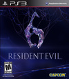 Resident Evil 6 for PlayStation 3