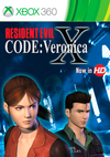 Resident Evil Code: Veronica X for Xbox 360