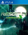 Resogun: Heroes for PlayStation 4