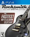 Rocksmith 2014 for PlayStation 4
