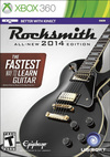 Rocksmith 2014 for Xbox 360