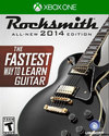 Rocksmith 2014 for Xbox One