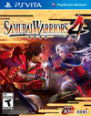 Samurai Warriors 4 for PS Vita