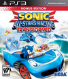 Sonic & All-Stars Racing Transformed for PlayStation 3