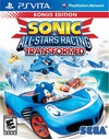 Sonic & All-Stars Racing Transformed for PS Vita