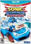 Sonic & All-Stars Racing Transformed for Nintendo Wii U