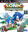Sonic Generations for PlayStation 3