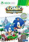 Sonic Generations for Xbox 360