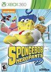 Spongebob Hero Pants The Game 2015 for Xbox 360