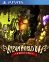 SteamWorld Dig for PS Vita