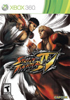 Street Fighter IV for Xbox 360