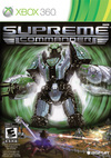 Supreme Commander for Xbox 360