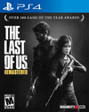 The Last Of Us Remastered for PlayStation 4