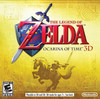 The Legend of Zelda: Ocarina of Time 3D for Nintendo 3DS