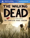 The Walking Dead: The Complete First Season for PS Vita