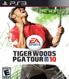 Tiger Woods PGA Tour 10 for PlayStation 3
