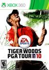 Tiger Woods PGA Tour 10 for Xbox 360