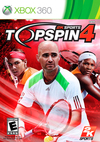 Top Spin 4 for Xbox 360