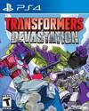 Transformers: Devastation for PlayStation 4