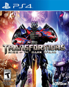 Transformers: Rise of the Dark Spark for PlayStation 4