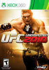 UFC Undisputed 2010 for Xbox 360