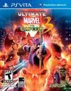 Ultimate Marvel vs. Capcom 3 for PS Vita