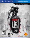 Unit 13 for PS Vita