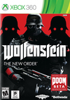 Wolfenstein: The New Order for Xbox 360
