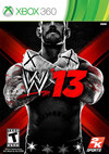 WWE '13 for Xbox 360