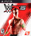 WWE 2K15 for PlayStation 3